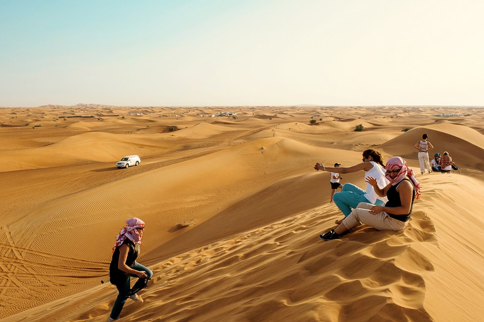 Ökensafari Dubai