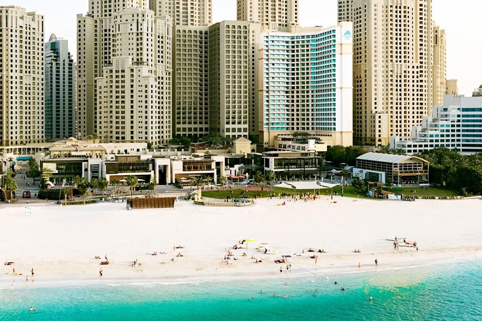 JA Ocean View Hotel Jumeirah Beach, Dubai