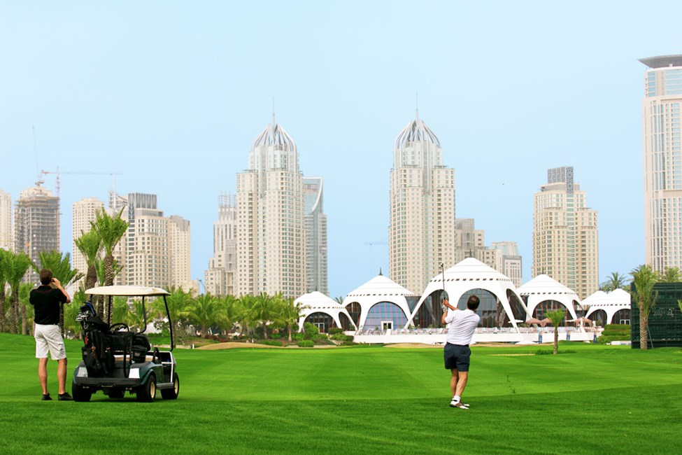 Emirates Golf Club, Jumeirah