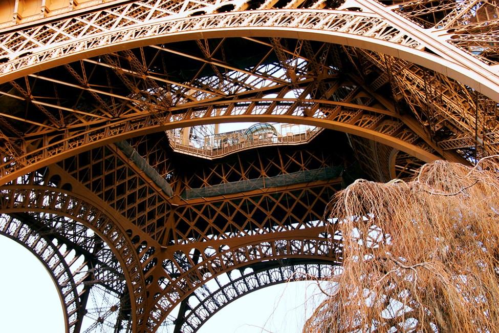 Eiffeltornet, Paris