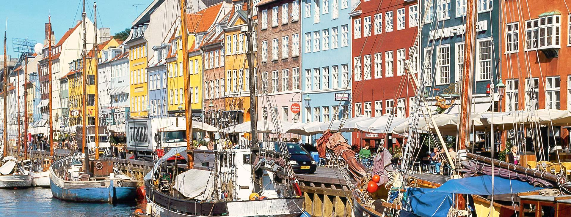 Boka en weekend till Danmark med flyg och hotell