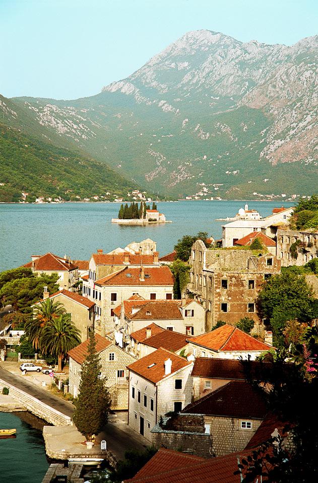 Italien, Kroatien, Montenegro, Grekland, Grekland, - Kotor, Montenegro
