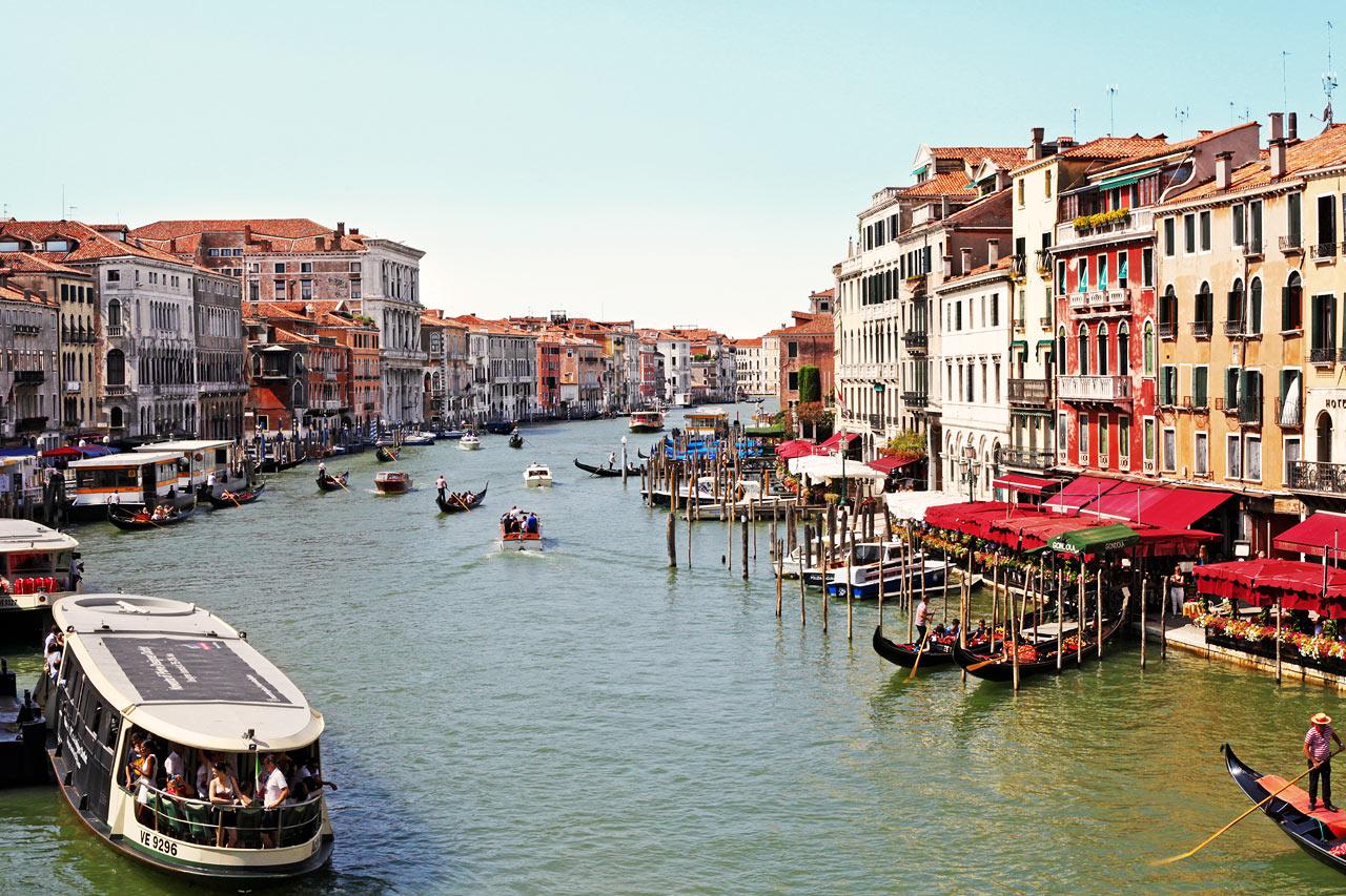 Italien, Kroatien, Montenegro, Grekland, Grekland, - Venedig, Italien