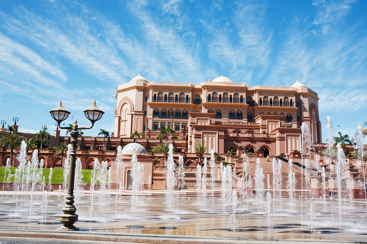 7 Nights United Arab Emirates - Abu Dhabi
