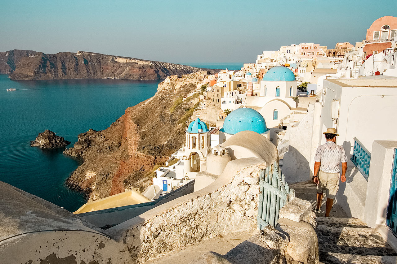 10 Night Italy & Best Of Greek Islands - Santorini, Grekland
