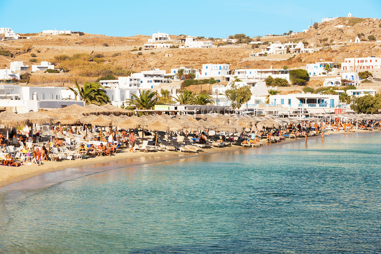 10 Night Italy & Best Of Greek Islands - Mykonos, Grekland