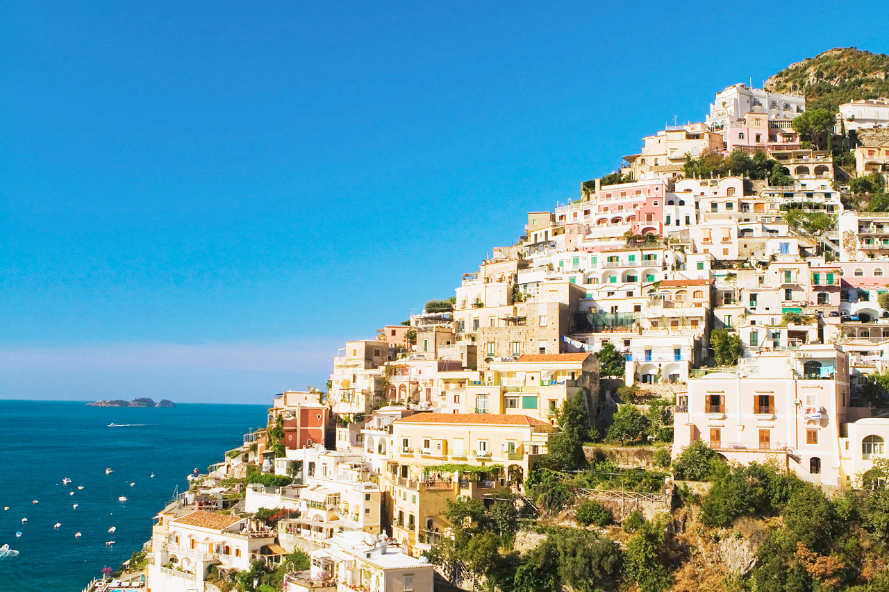 10 Night Italy & Best Of Greek Islands - Positano, Italien