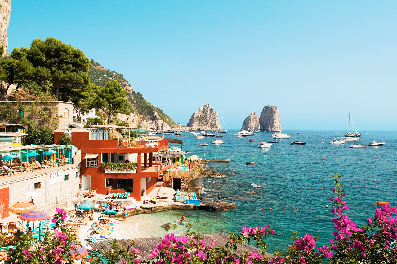 10 Night Italy & Best Of Greek Islands - Capri, Italien