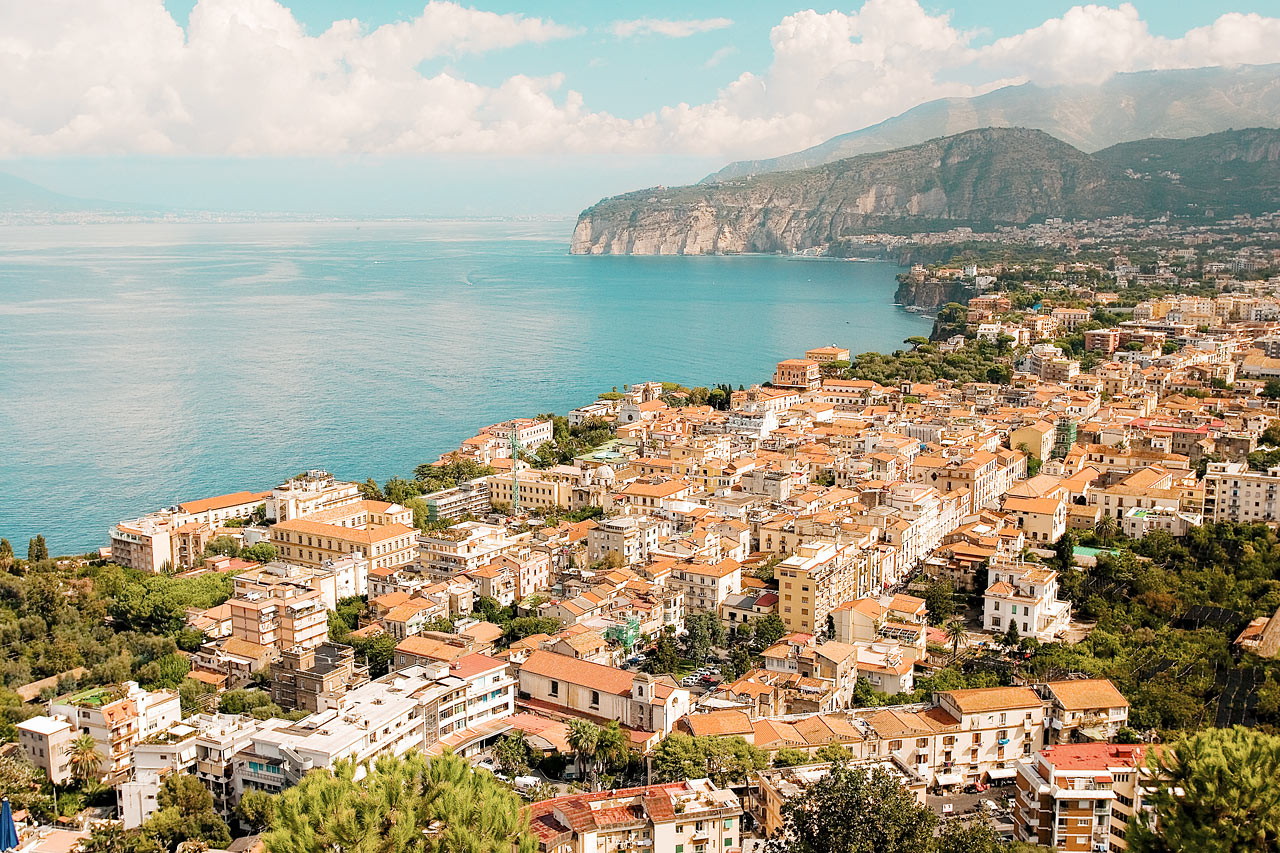 10 Night Italy & Best Of Greek Islands - Sorrento, Italien