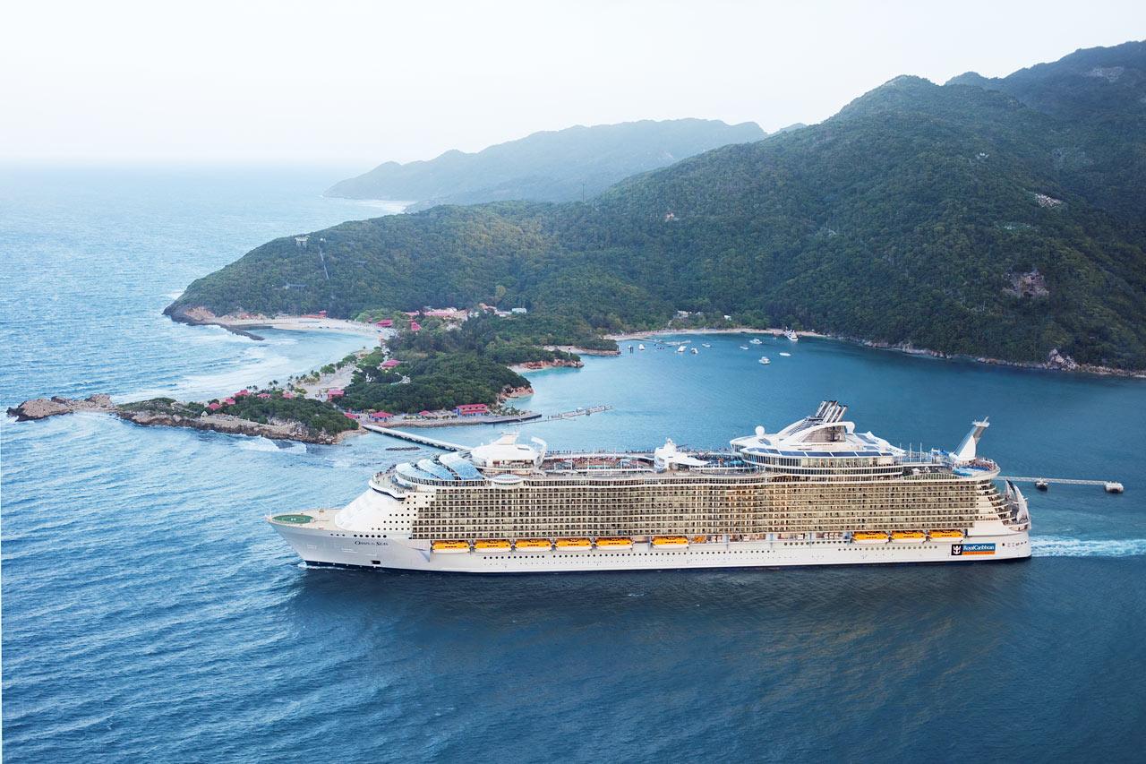 7 Night Eastern Caribbean Cruise - Oasis of the Seas, Labadee