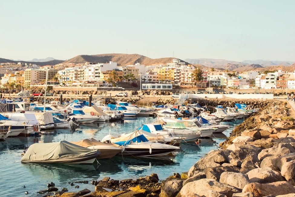 Arguineguín på Gran Canaria