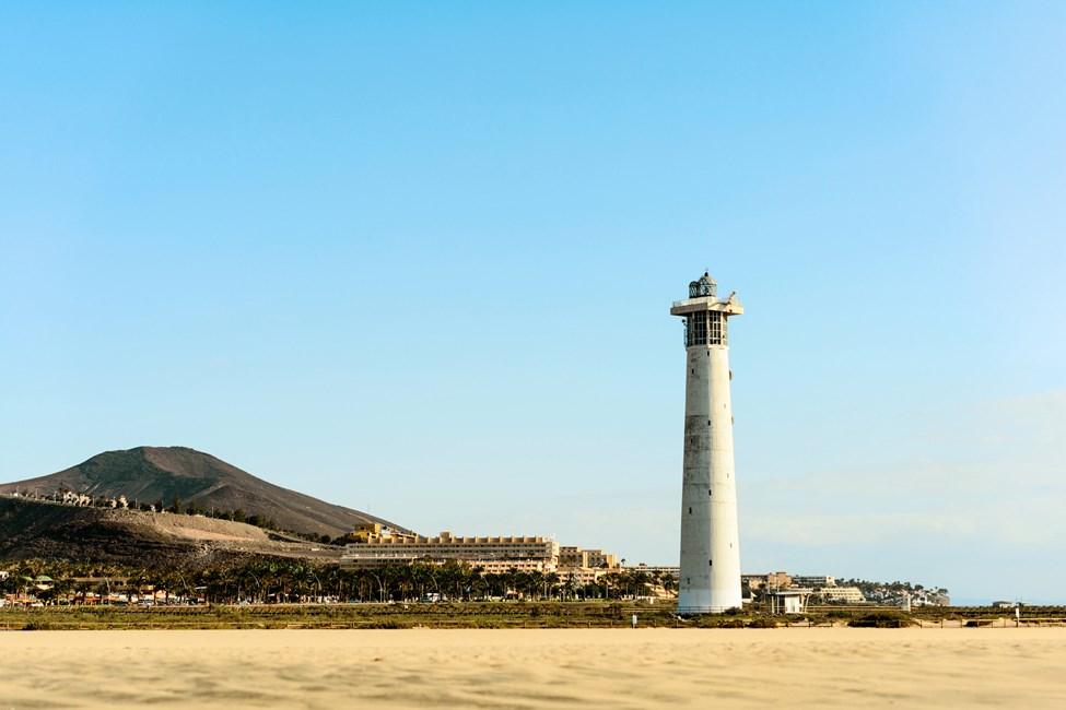 Jandía på Fuerteventura