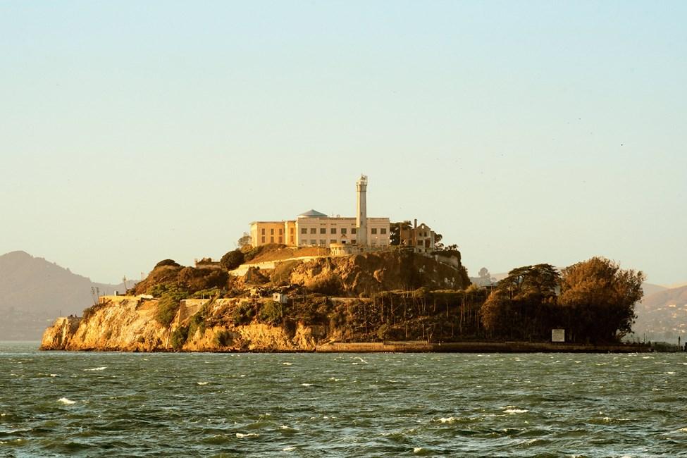 Alcatraz, San Francisco, Kalifornien