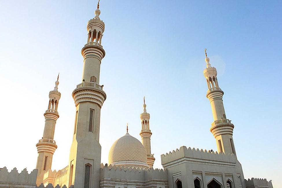 Moskén Sheikh Zayed