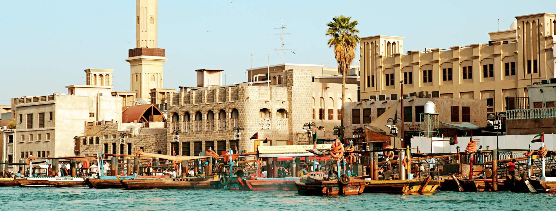 Boka en resa till Bur Dubai i Förenade Arabemiraten