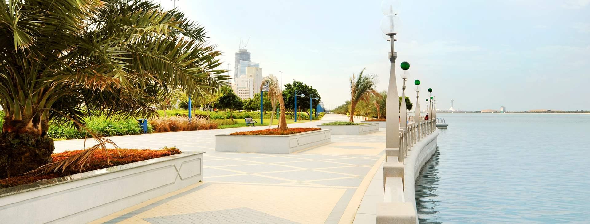 Boka en resa till Abu Dhabi med Ving