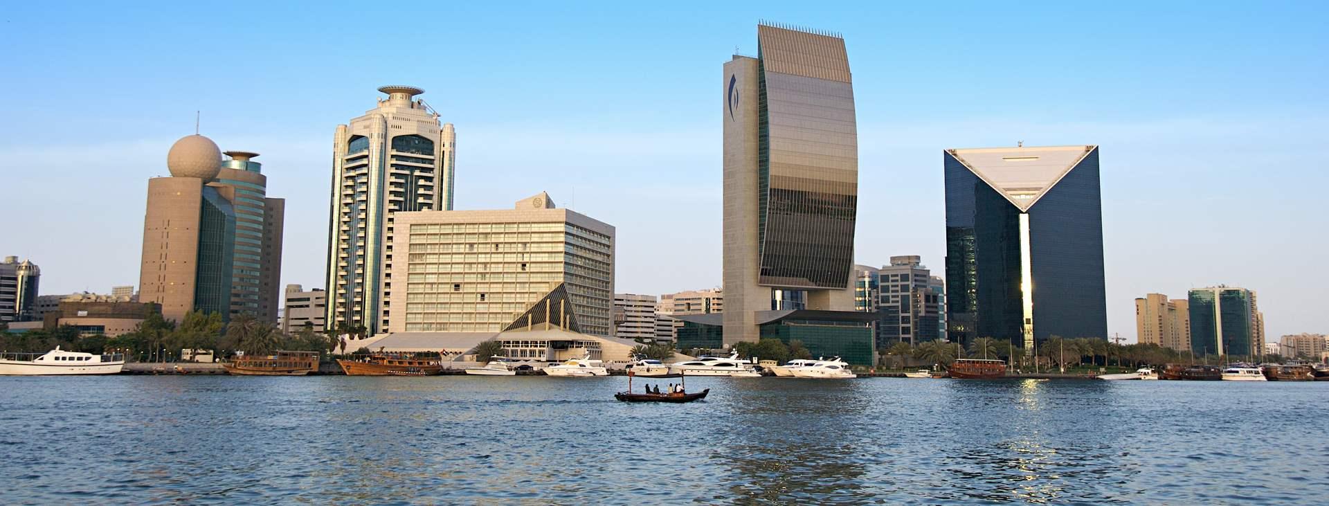 Resor till Deira i Förenade Arabemiraten