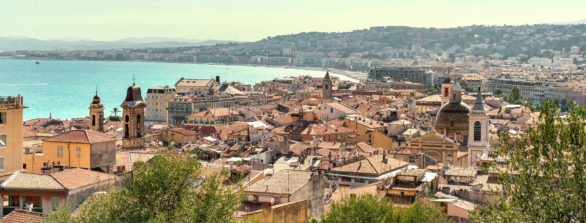 Resor till Nice på Franska rivieran