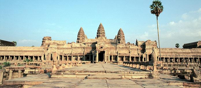 Vietnam med Angkor Wat
